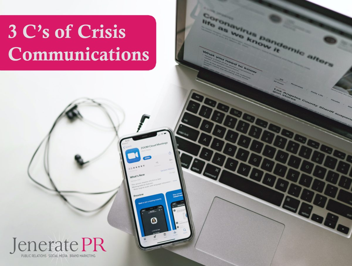 Jenerate PR Crisis Communications